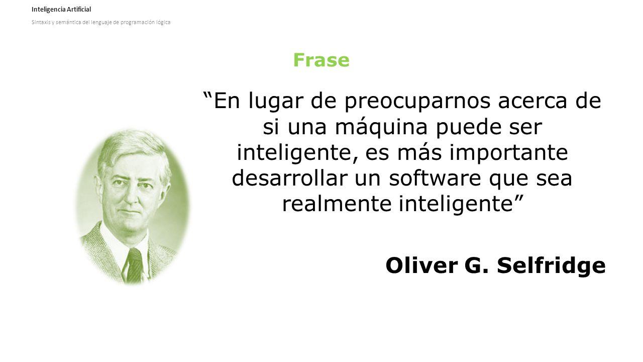 lenguaje de programacion logica: