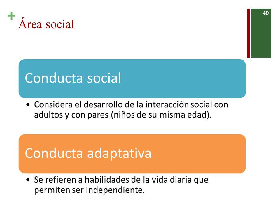 + Área social 40