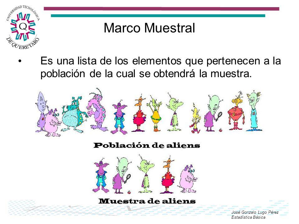 José Gonzalo Lugo Pérez Estadística Básica Curso de Estadística ...
