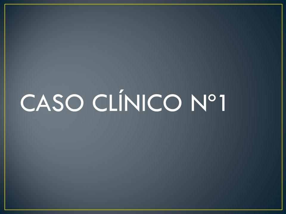 CASO CLÍNICO Nº1