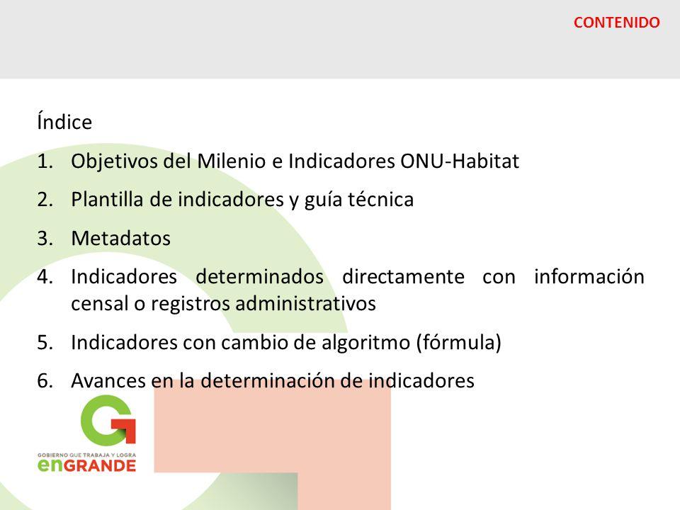 INSTITUTO DE INFORMACIÓN E INVESTIGACIÓN GEOGRÁFICA, ESTADÍSTICA Y ...