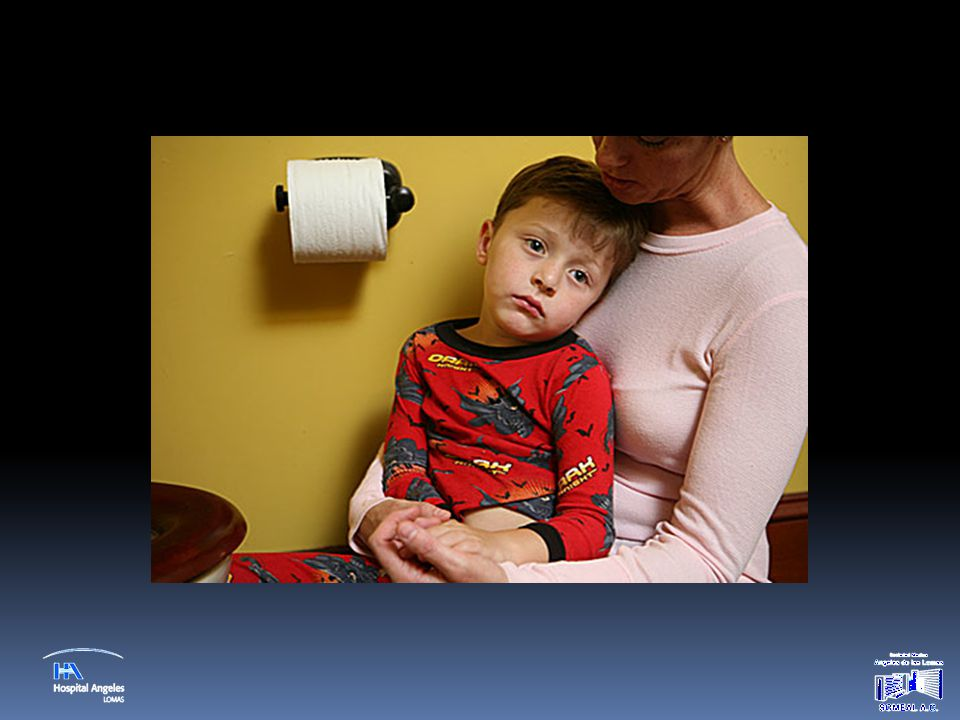  Si el paciente vomita, hay que esperar 10 minutos antes de intentar la rehidratación oral.