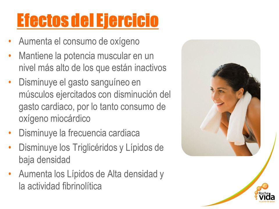 Limitaciones para el ejercicio: Déficit psicofísicos Disminución de la agudeza visual y auditiva Alteraciones músculo- esqueléticas que dificulten la actividad motriz