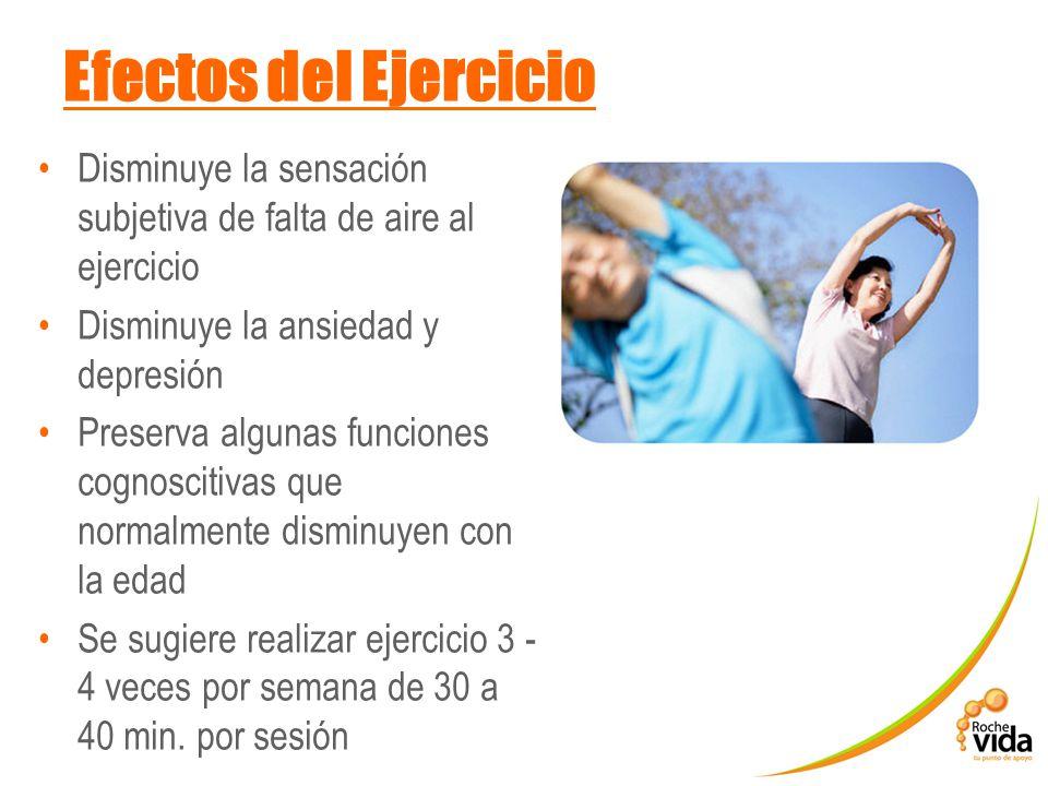 Recomendaciones para pacientes que hacen ejercicio: Evitar dolor y fatiga Período de calentamiento de 10 min Si utiliza bastón no prescindir de él Esperar 2 hrs.