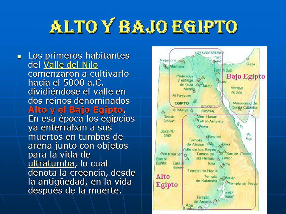 Resultado de imagen para valle de egipto