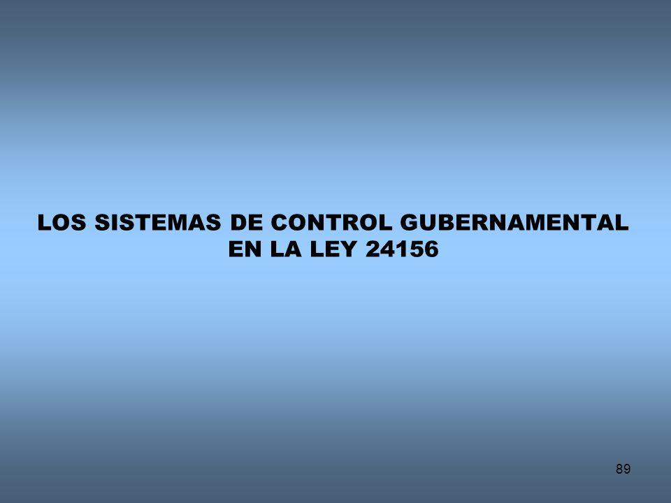 11 2003 ley marco de la administracion financiera: