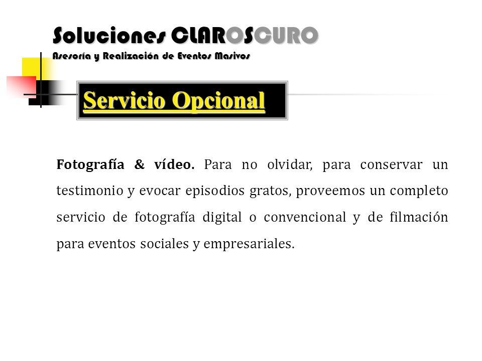 Fotografía & vídeo.