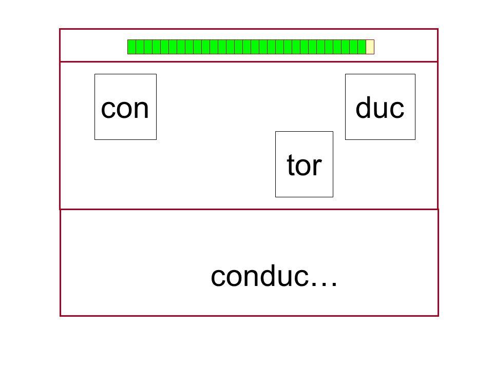 duccon tor …con…