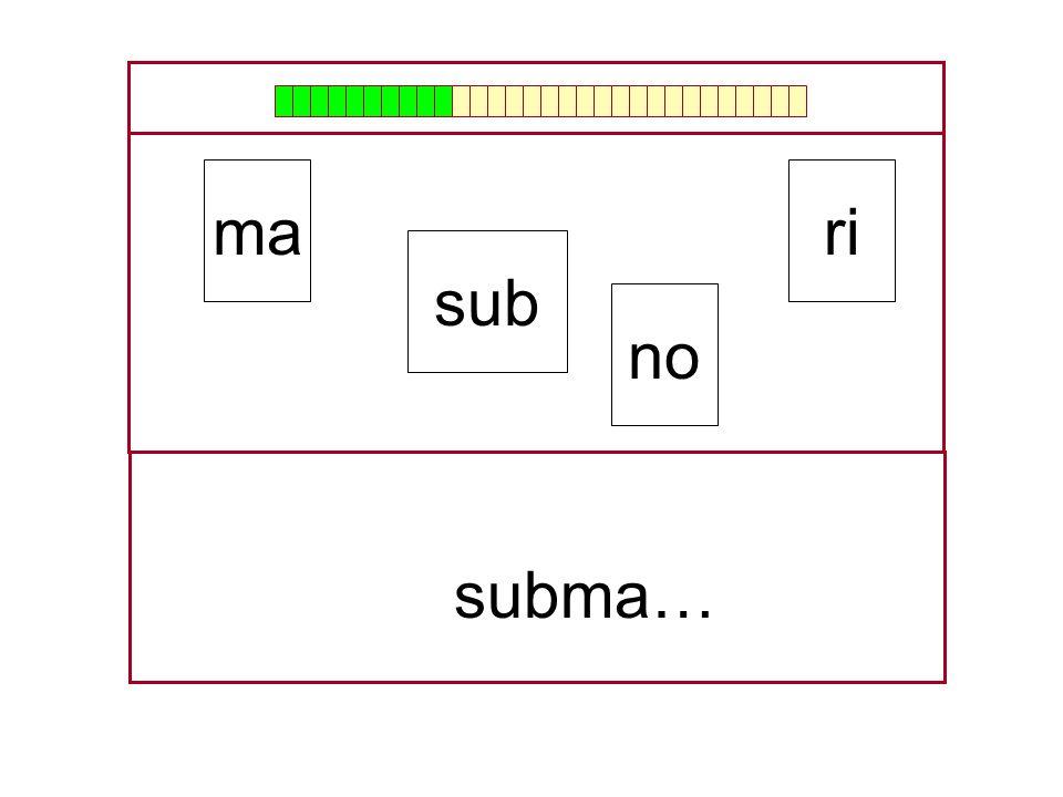 ri sub ma no …sub…
