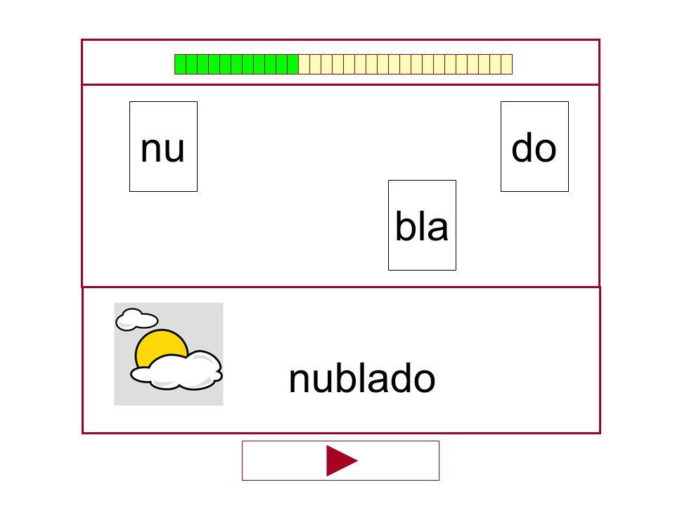 donu bla …nubla…