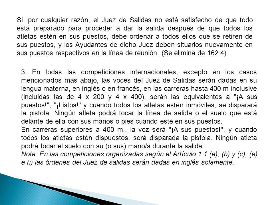Siguiendo con el libro Las técnicas del atletismo manual práctico de enseñanza de Juan Campos Granell y José Enrique Gallach Lazcorreta, expondremos lo siguiente: 10.2.