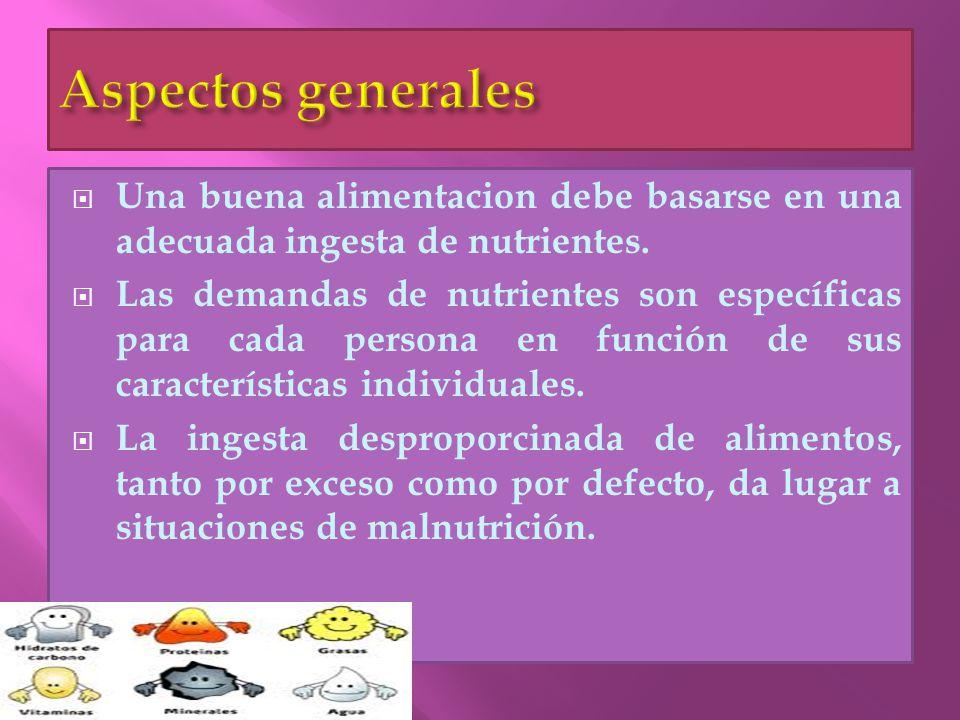 Valor de ingesta que se considera adecuado para un nutriente, cuando no existen datos suficientes para estimar sus recomendaciones en una población o grupo de edad determinado.