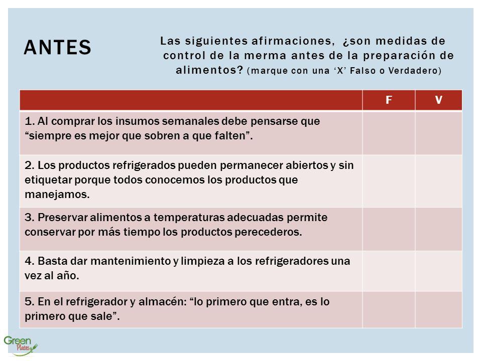 ANTES FV 1.