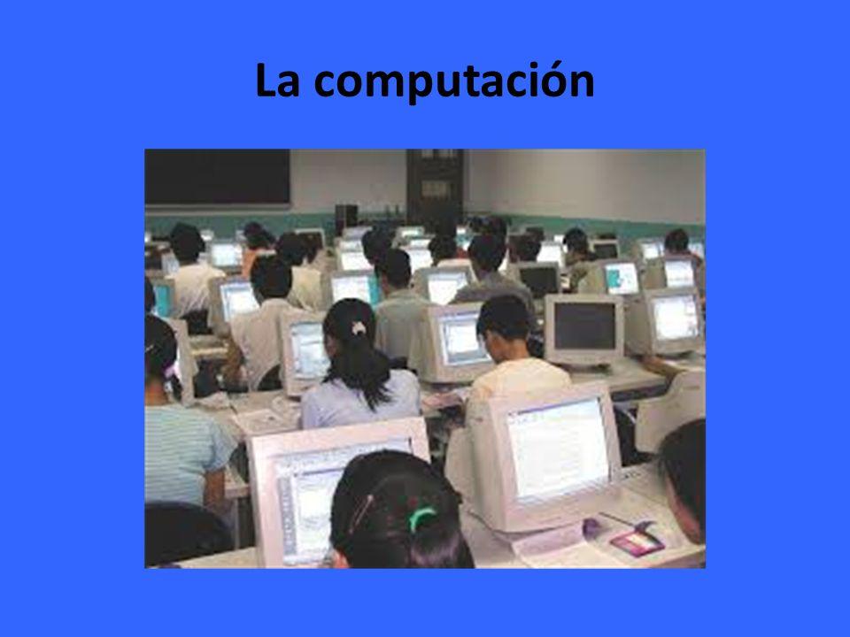 La computación