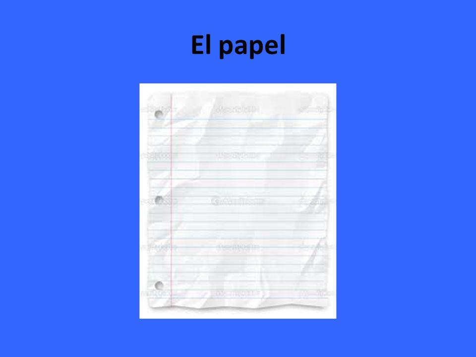 El papel