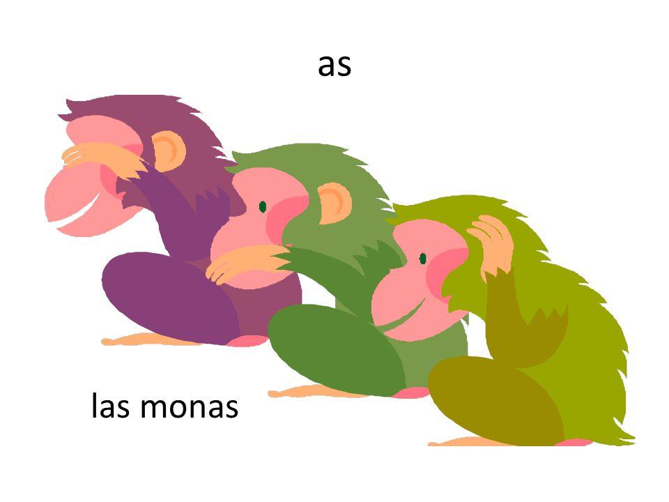 as las monas