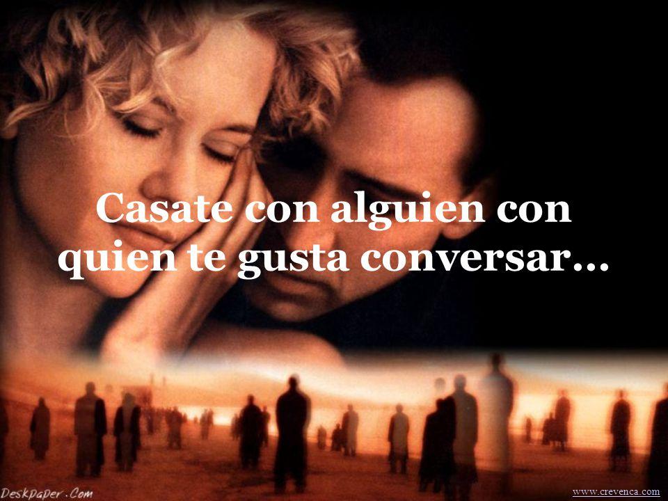 Recuerda que un gran amor, asi como un gran suceso, es un gran riesgo, tómalo.... www.crevenca.com
