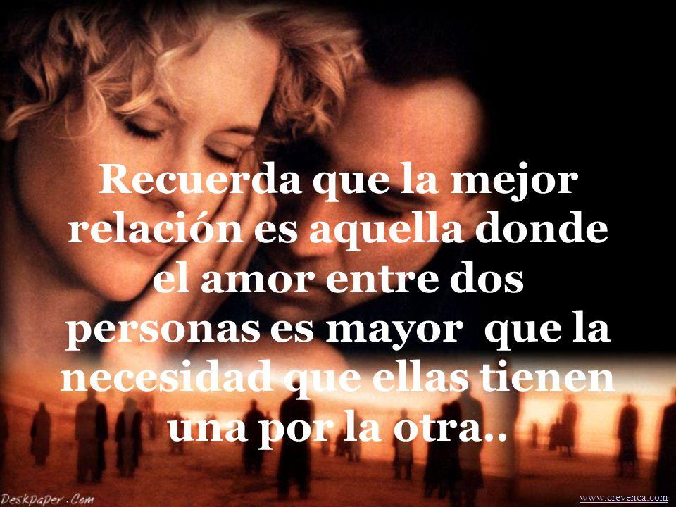 Nunca interrumpas a alguien que te esté demostrando afecto... www.crevenca.com