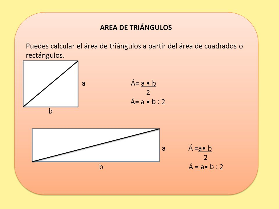 Área = a · b b a Si los lados fuesen iguales valdría para el cuadrado Área = a·b a b 3 cm 5 cm E J E MP L O