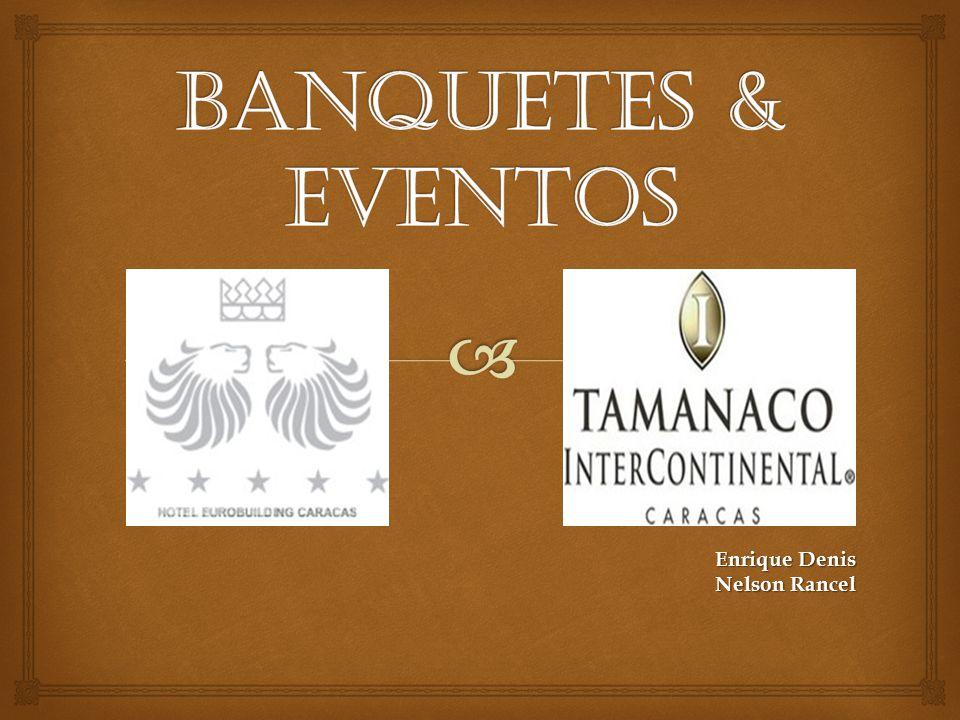 La función del departamento de banquetes es organizar y coordinar la realización de eventos en un hotel, utilizando todos los recursos y locaciones que este tenga disponibles, dándole satisfacciones a cliente y creando un vinculo de confianza y de seriedad.