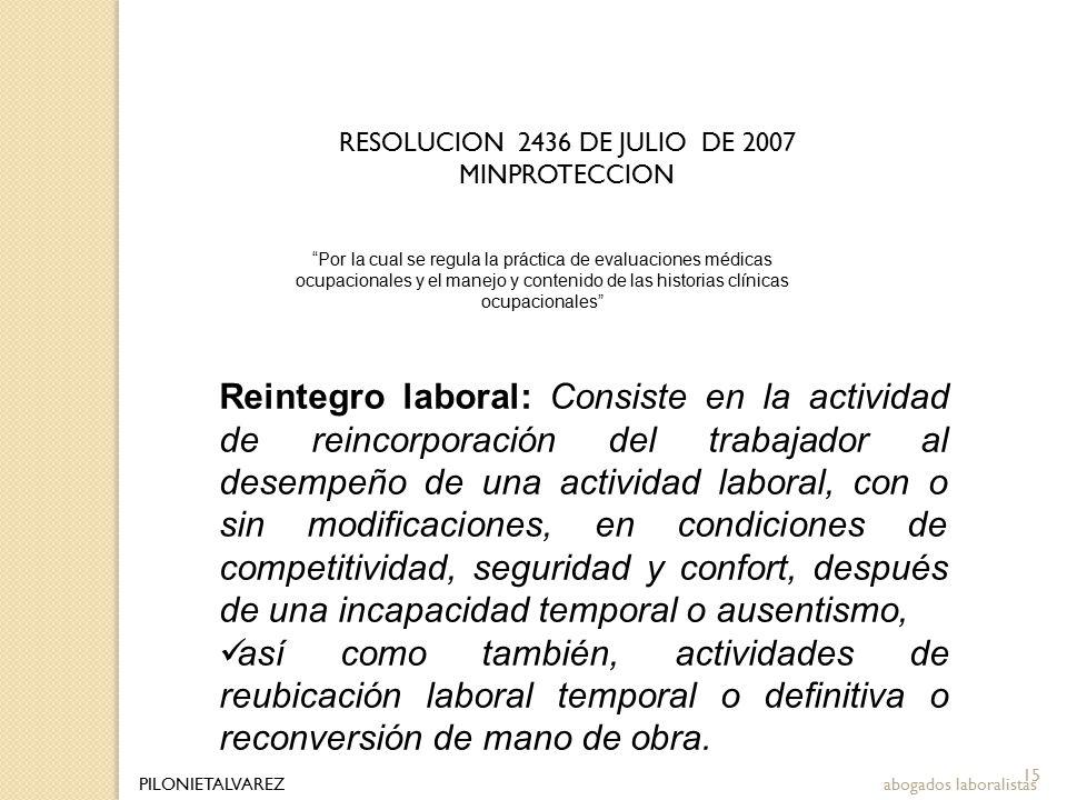 la ley 45 2002 de 12 de diciembre: