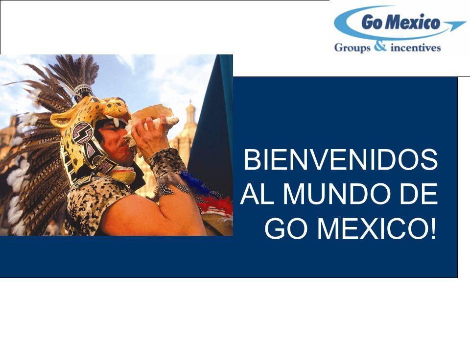 BIENVENIDOS AL MUNDO DE GO MEXICO!