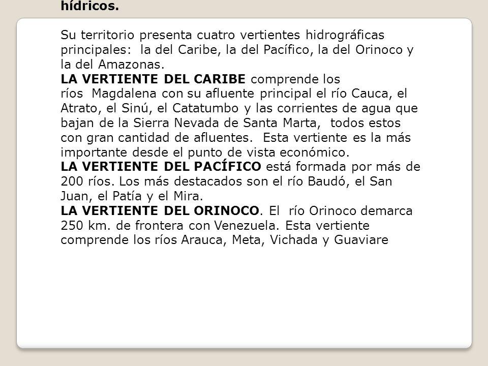 """La presentaci�n """"RIOS DE COLOMBIA. Colombia es uno de los pa�ses ..."""