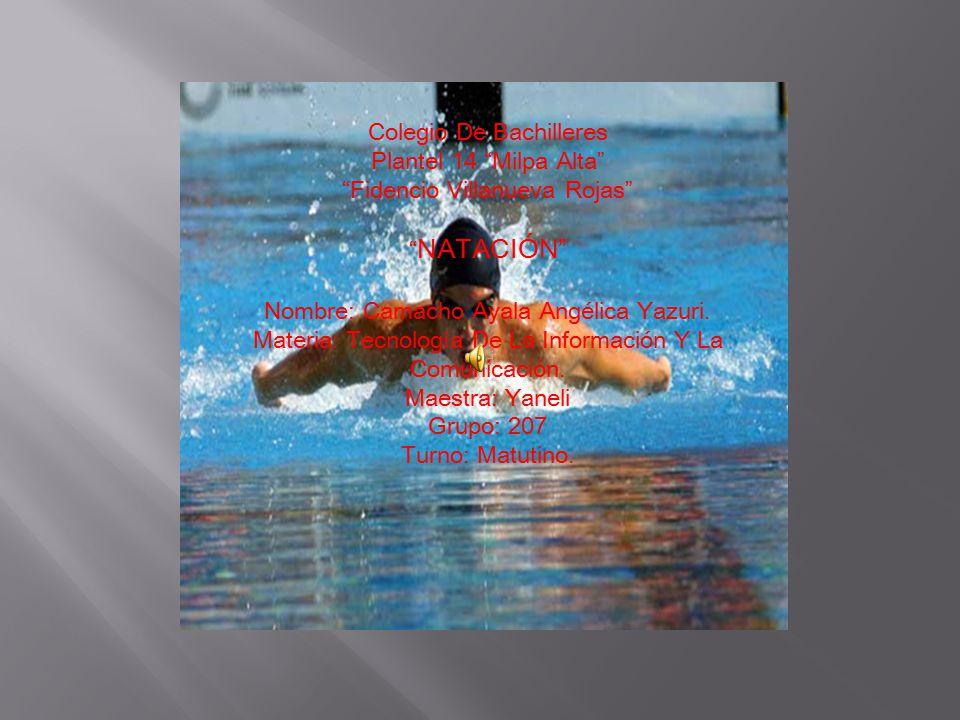 http://es.wikipedia.org/wiki/Nataci%C3 %B3n http://www.google.com/search?hl=es&bi w=1345&bih=612&gbv=2&tbm=isch&oq= natacion+&aq=f&aqi=g10&q=natacion