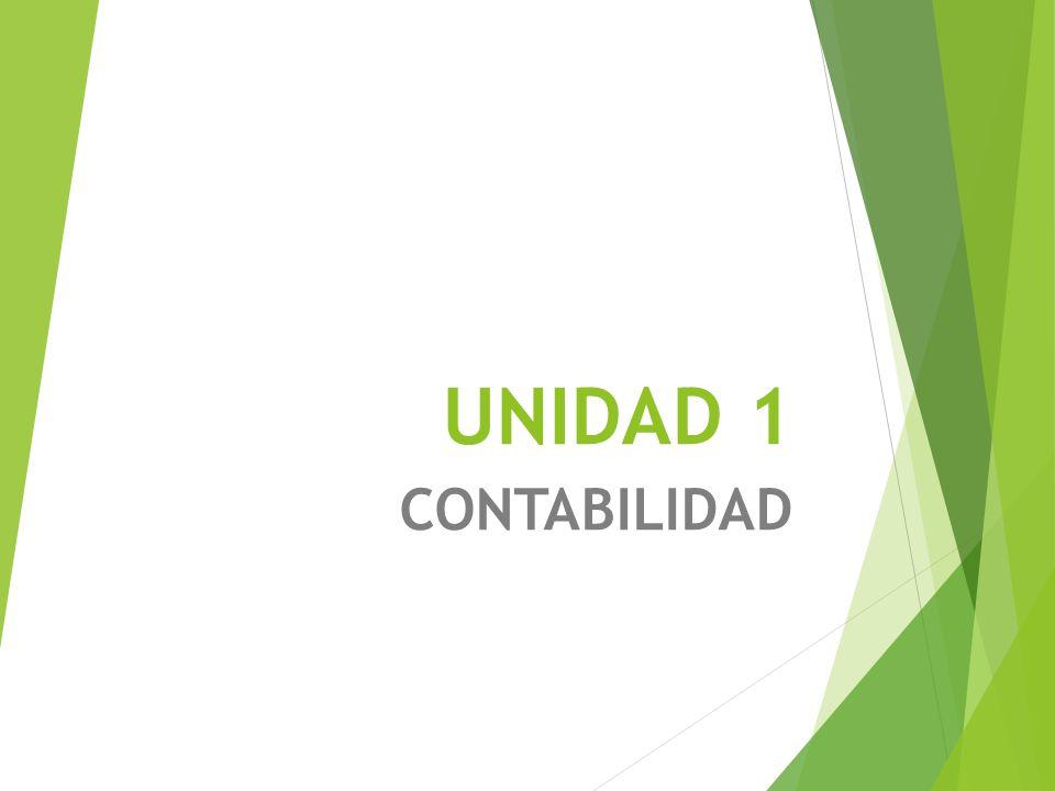 UNIDAD 1 CONTABILIDAD
