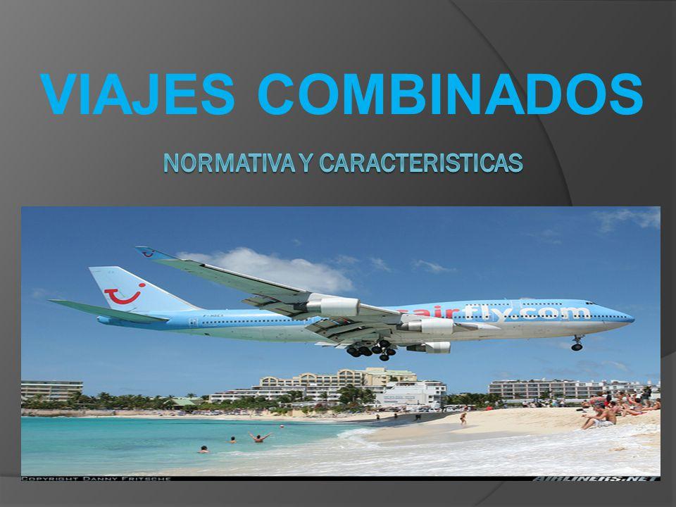 viajes combinados: