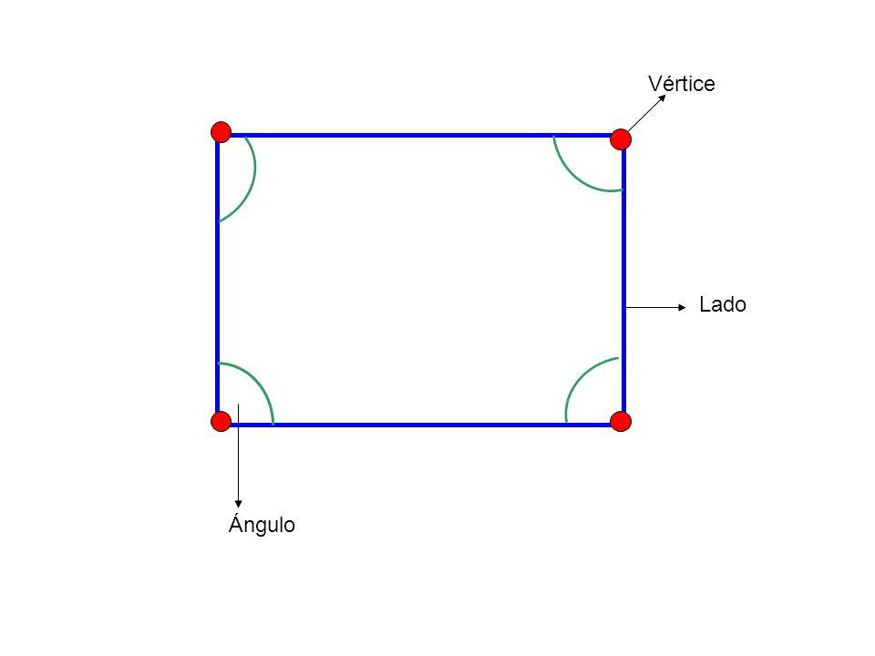 Un polígono es una figura plana cerrada que está limitada por líneas rectas. Los elementos de un polígono son: lados, vértices y ángulos. -Lados: son