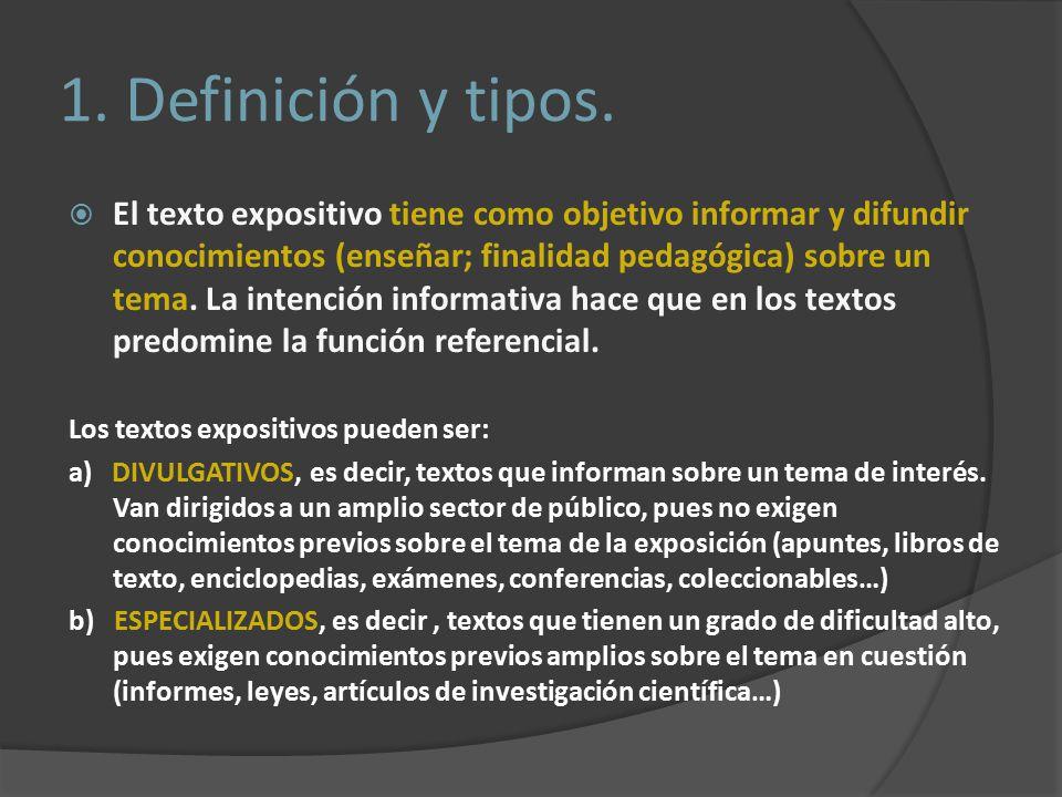1.Definición y tipos.