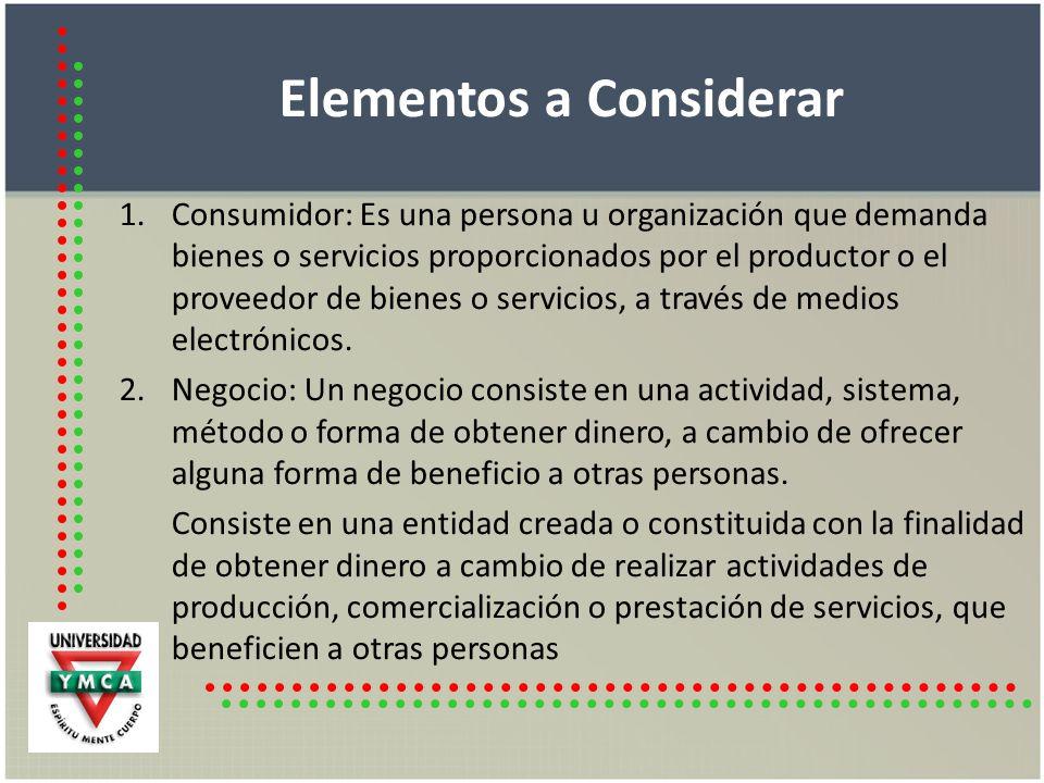 Elementos a Considerar 3.Diseñador: Es un profesional o una persona que ejerce el oficio del diseño; son responsables del desarrollo proyectual e intelectual de un objeto, producto o concepto.