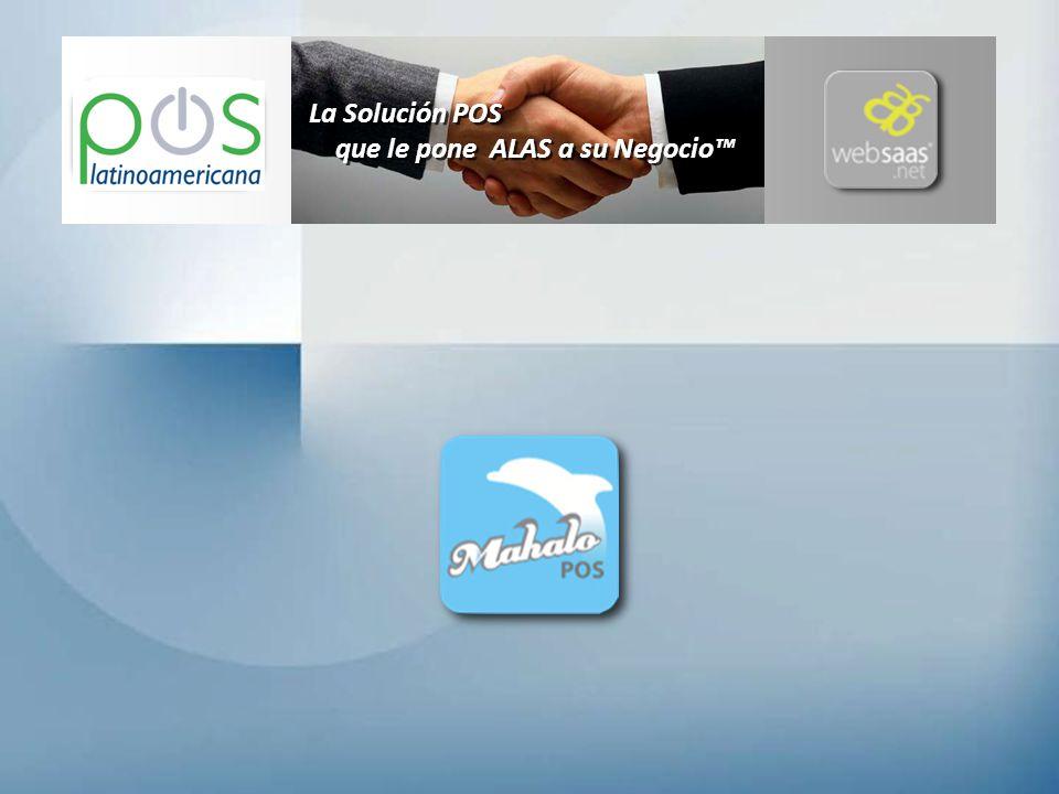 @ Es un SERVICIO que provee la mejor solución para manejar los puntos de venta a través de Internet.