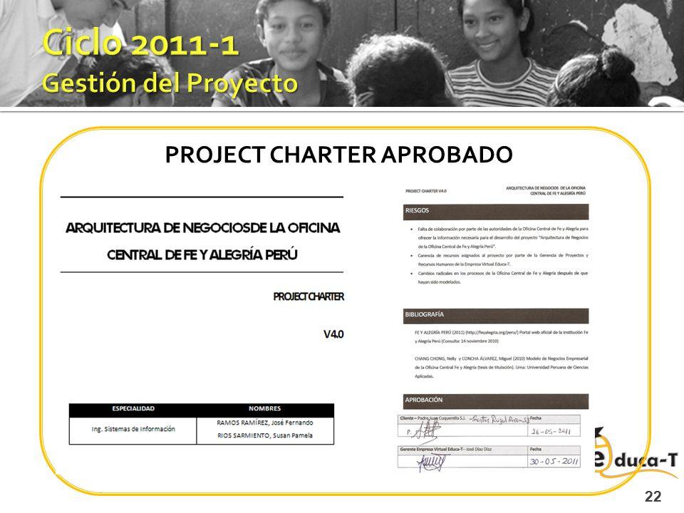 PROJECT CHARTER APROBADO 22