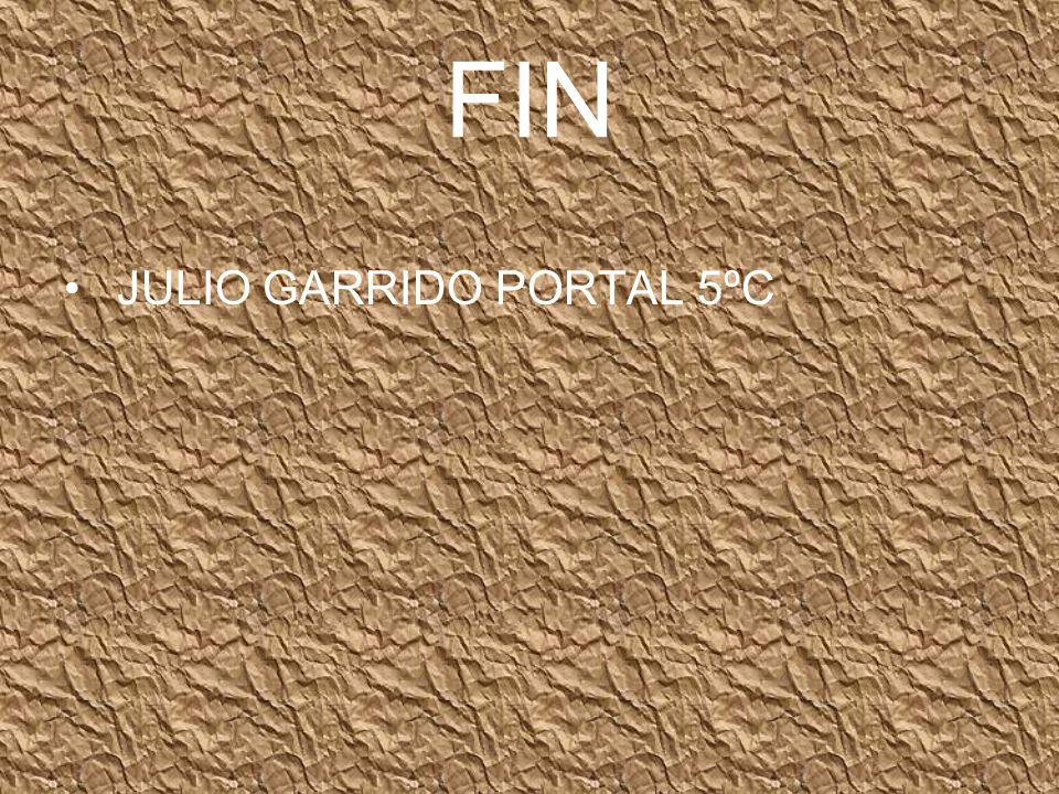 FIN JULIO GARRIDO PORTAL 5ºC