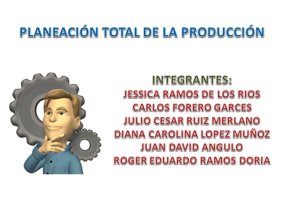 CONTROL DE LA PRODUCCIÓN El control de la producción (CP) constituye la cuarta y última fase de la PCP.