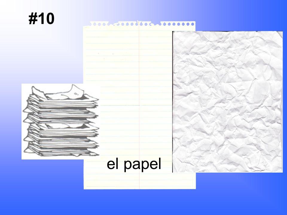 el cuaderno #9