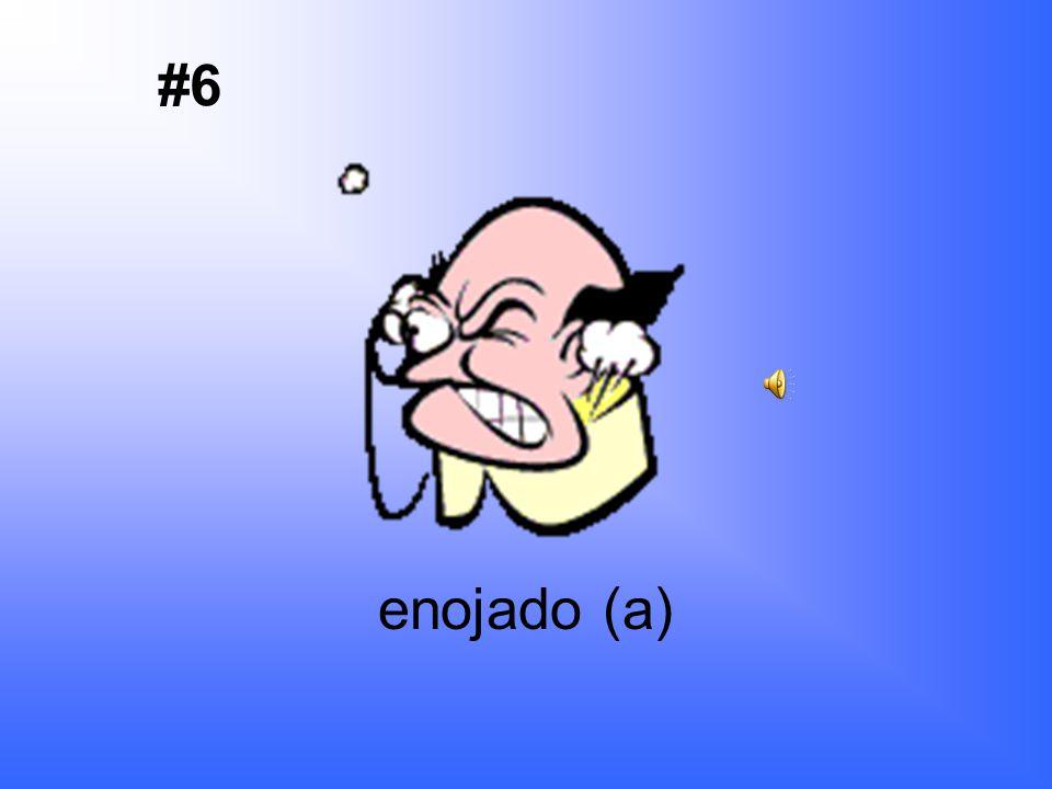 emocionado (a) #5