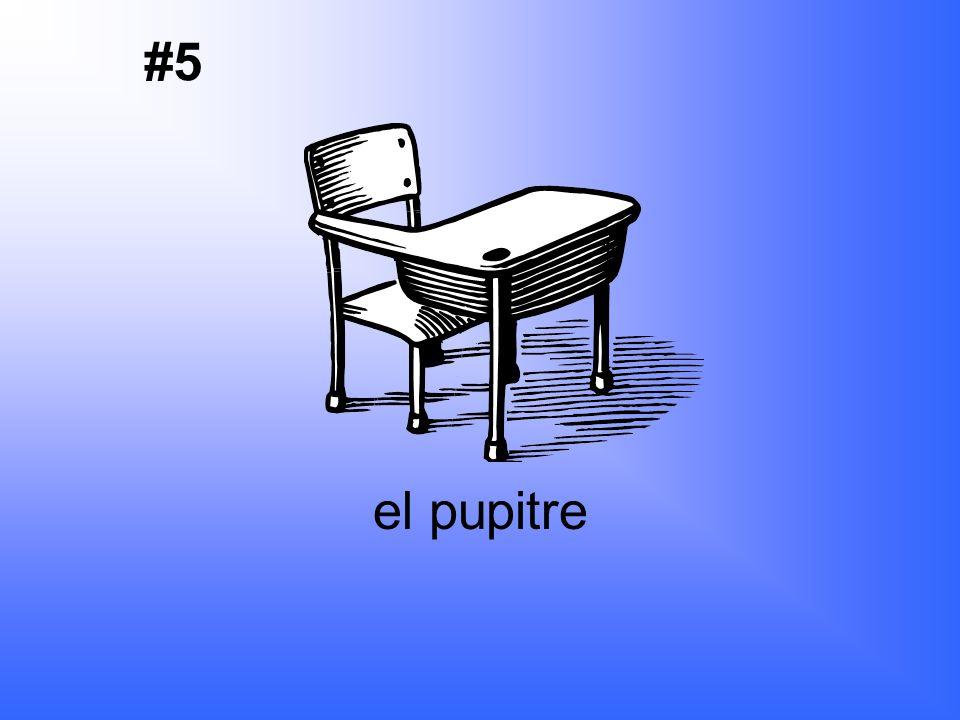 la silla #4