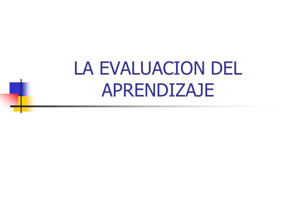 EVALUACION Madaus y Kellaghan(1992) Assessment: actividad diseñada para mostrar lo que una persona sabe o puede hacer.