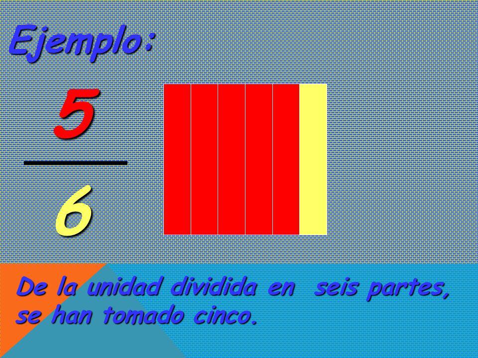 4/4 Cuatro Cuartos, CUATRO DE CUATRO PARTES iguales en que se dividió la unidad