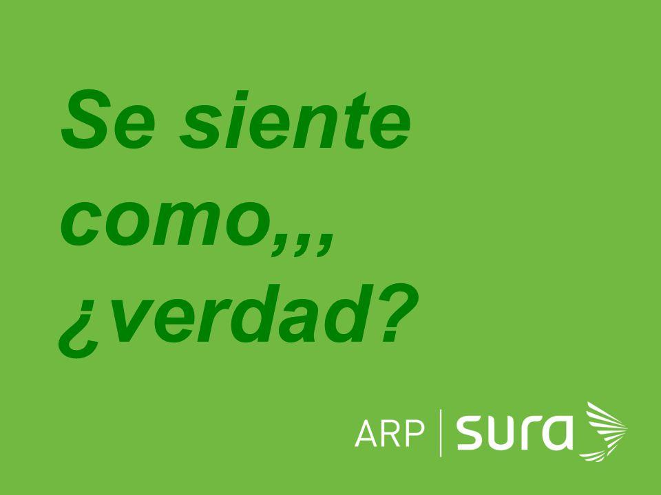 ARP SURA Lo sé...