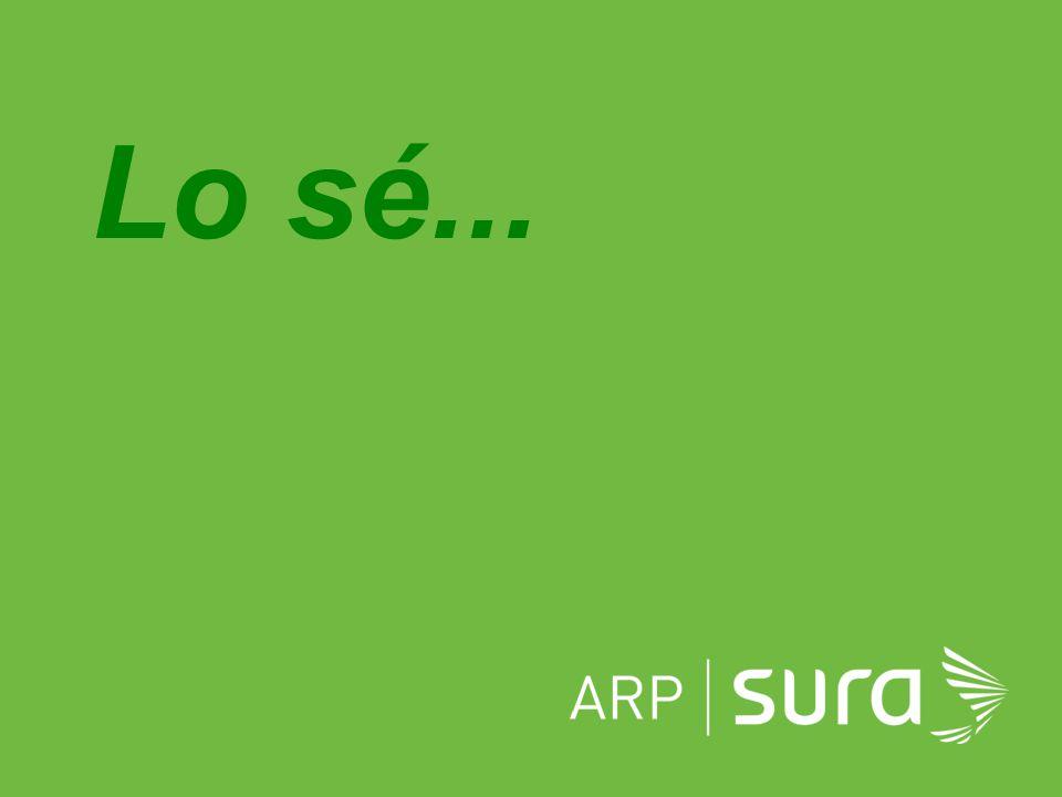 ARP SURA ¿ QUE VAMOS A APRENDER HOY.