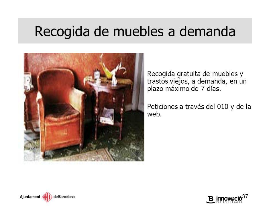 Perfecto Muebles Viejos Gratuito De Recogida Elaboración - Muebles ...