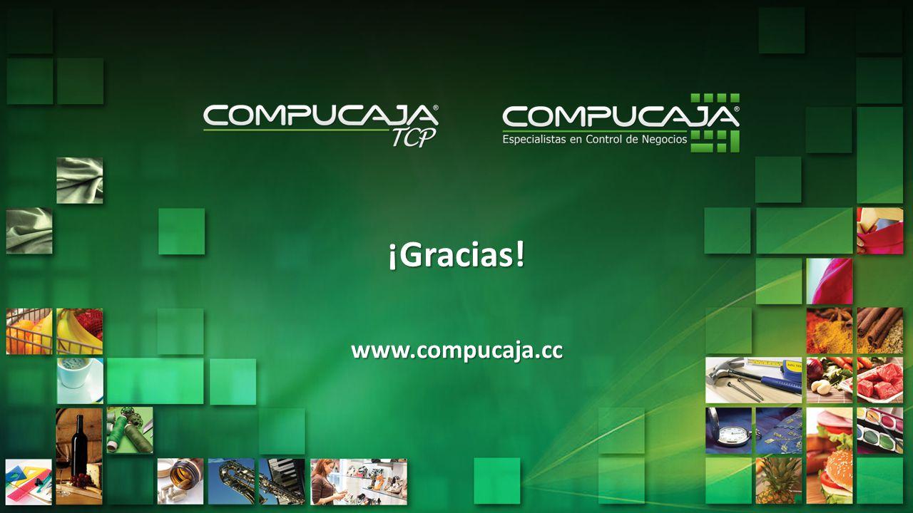 ¡Gracias! www.compucaja.cc