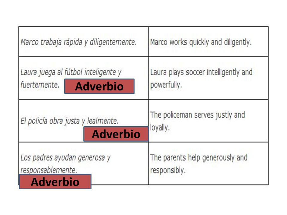Asombroso Adjetivos Y Adverbios Hojas De Trabajo Composición - hojas ...