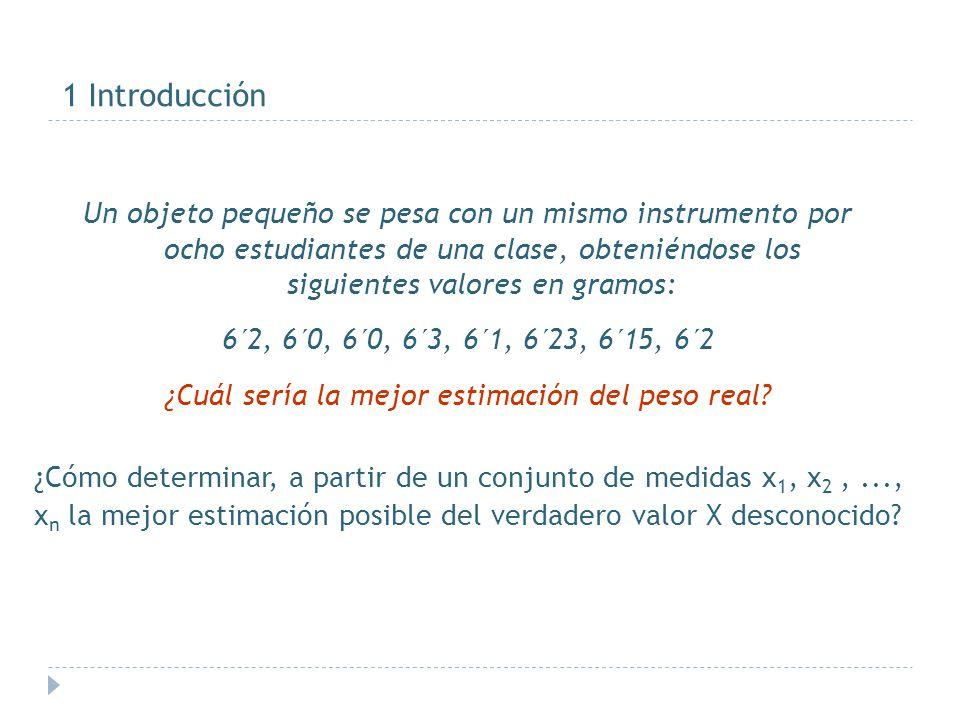 2.1.2.- Medida Aritmética Ponderada Media aritmética en la que se tiene en cuenta la importancia específica de cada uno de sus datos, a través de unos pesos, dando así a éstos mayor o menor relevancia o aportación al cálculo de la media.