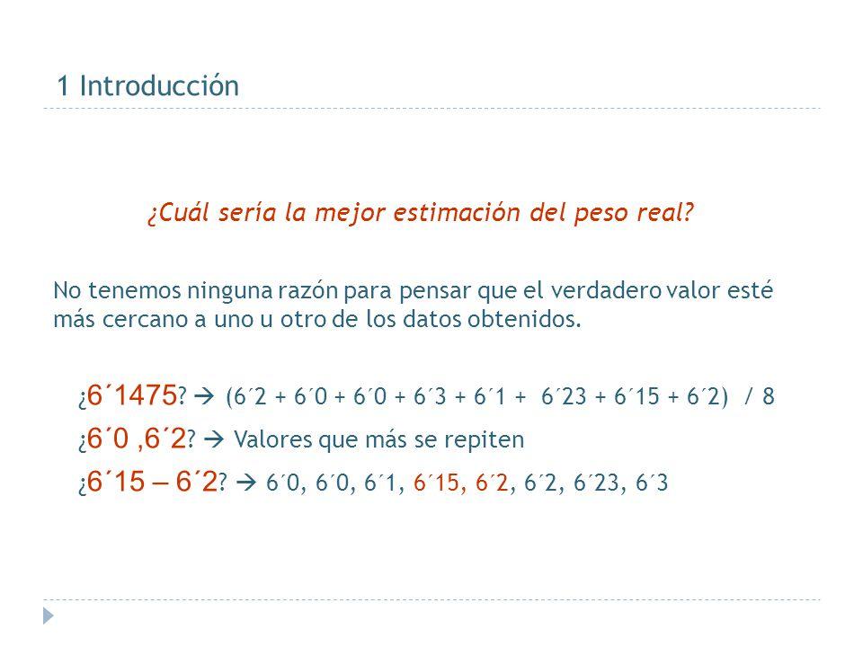 2.1.2.- Medida Aritmética Ponderada Definición En un conjunto de datos agrupados: {(x i, n i ); i=1,...,k} N = n 1 + n 2 +...