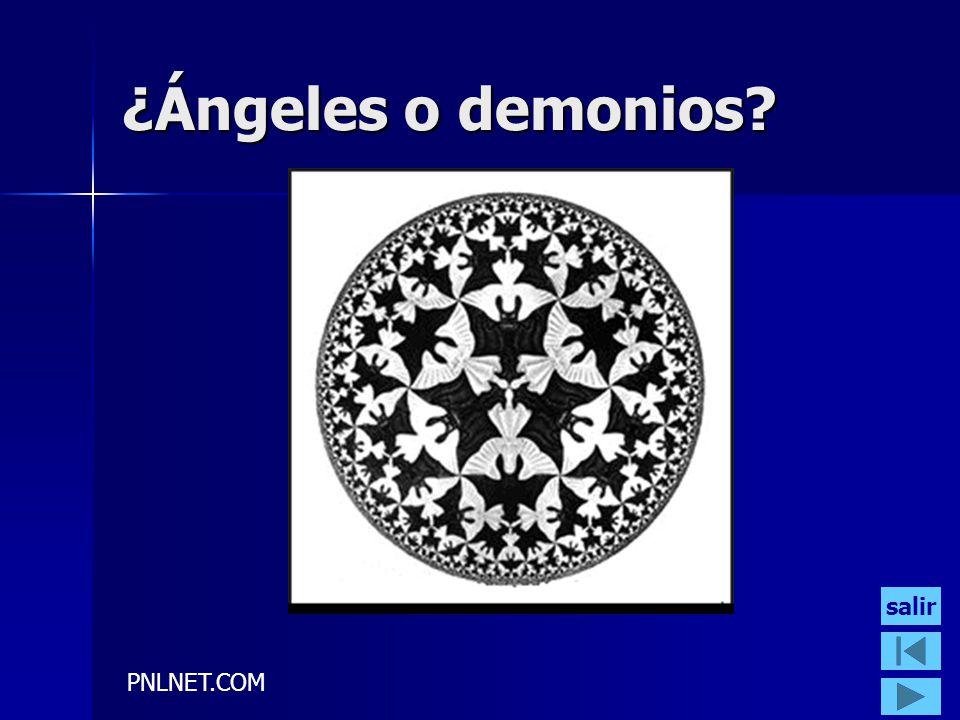 PNLNET.COM ¿Ángeles o demonios? salir